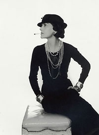 Коко Шанель (Gabrielle Coco Chanel)